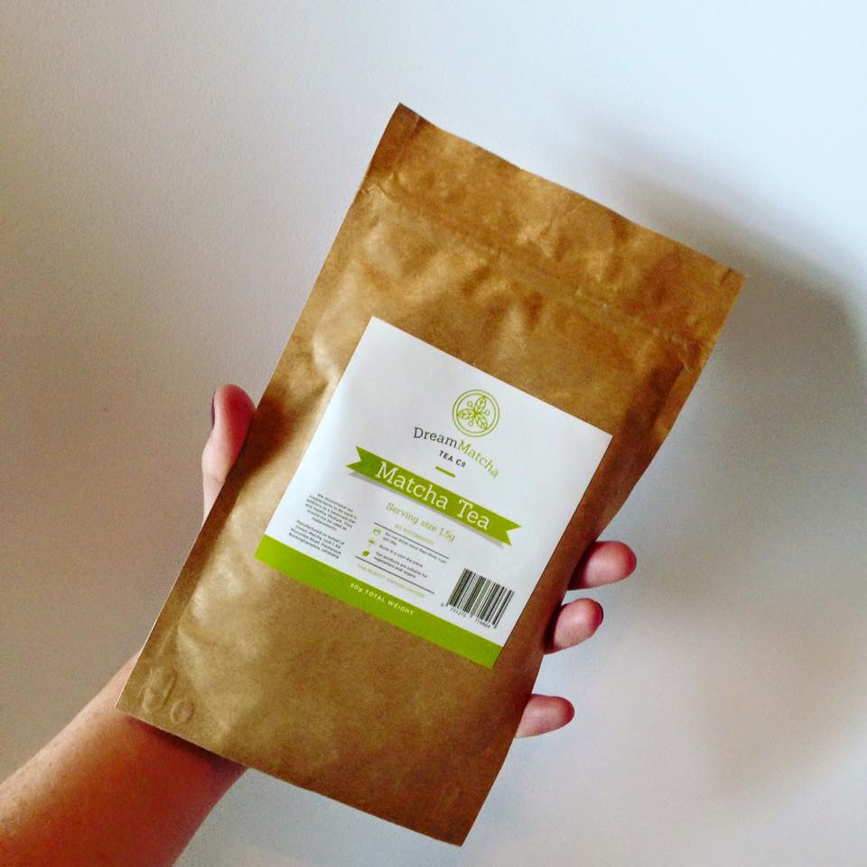 Review | Dream Matcha Tea