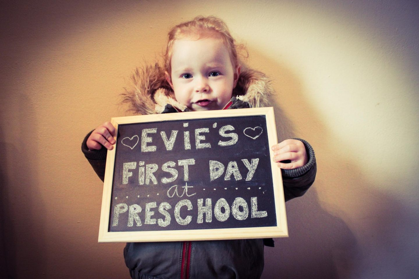 Evie's First Week at Preschool