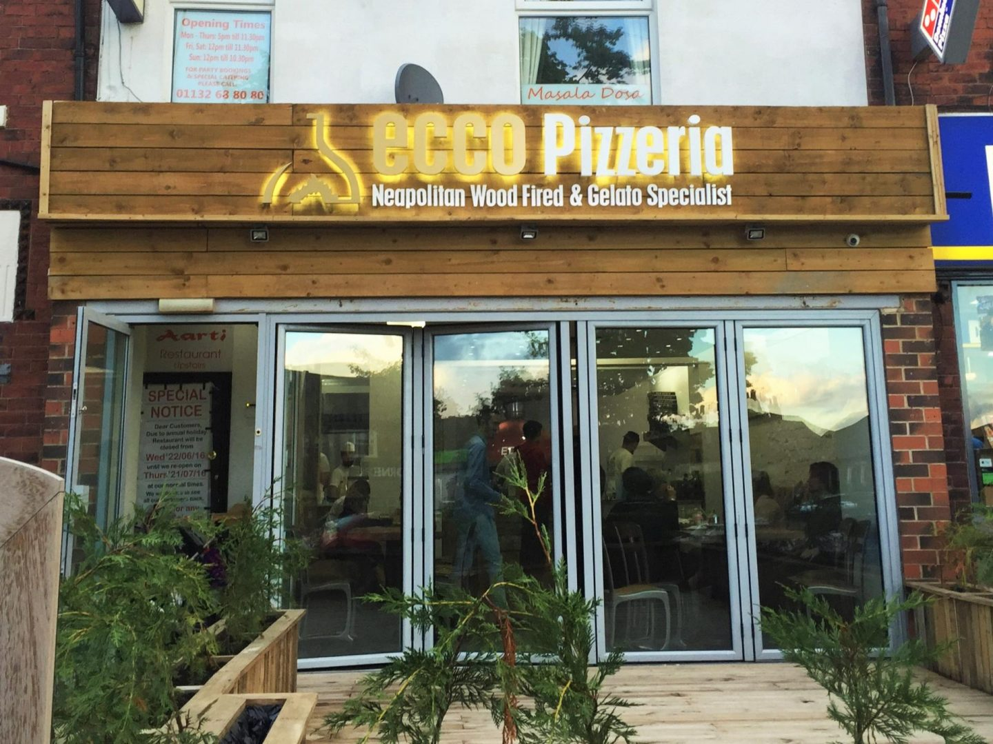 Restaurant Review | Ecco Pizzeria