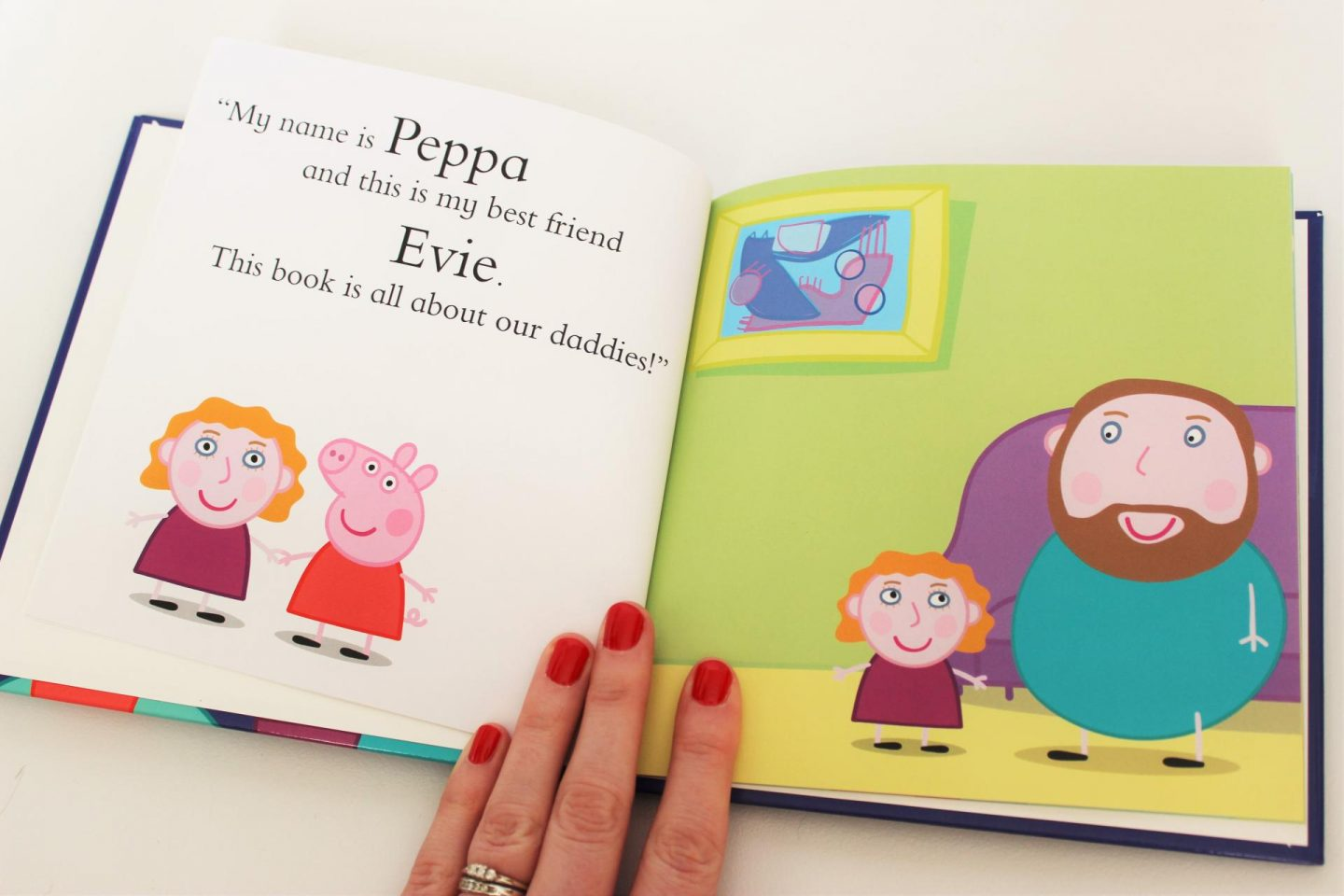 Giveaway | Penwizard Personalised Peppa Pig Book
