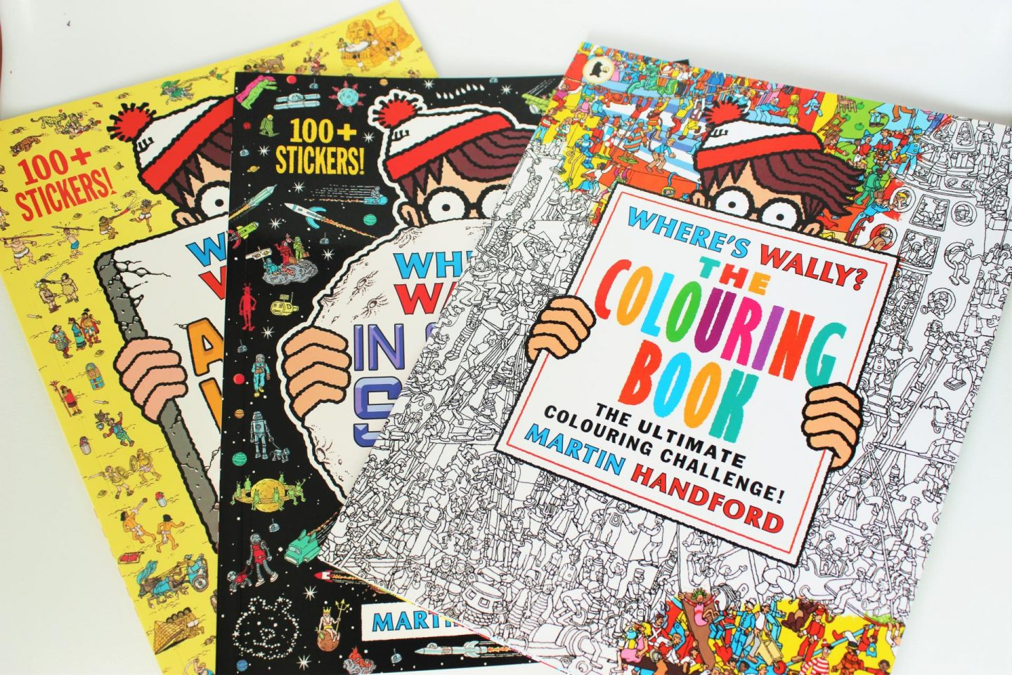 Review | Where's Wally Activity Books