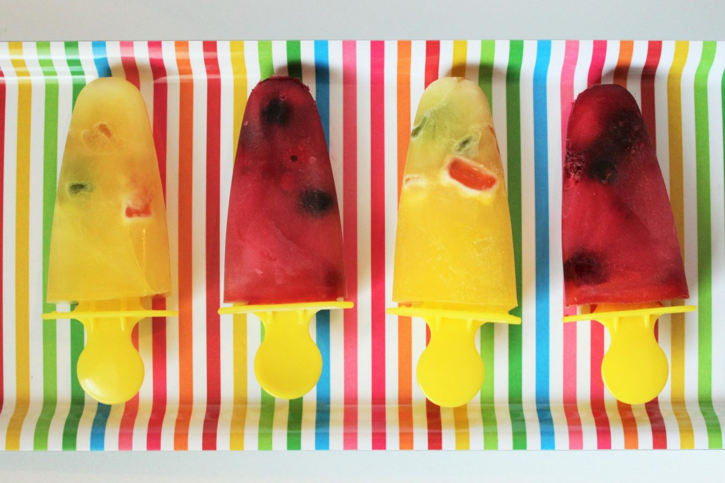 Super Simple Summer Ice Lollies