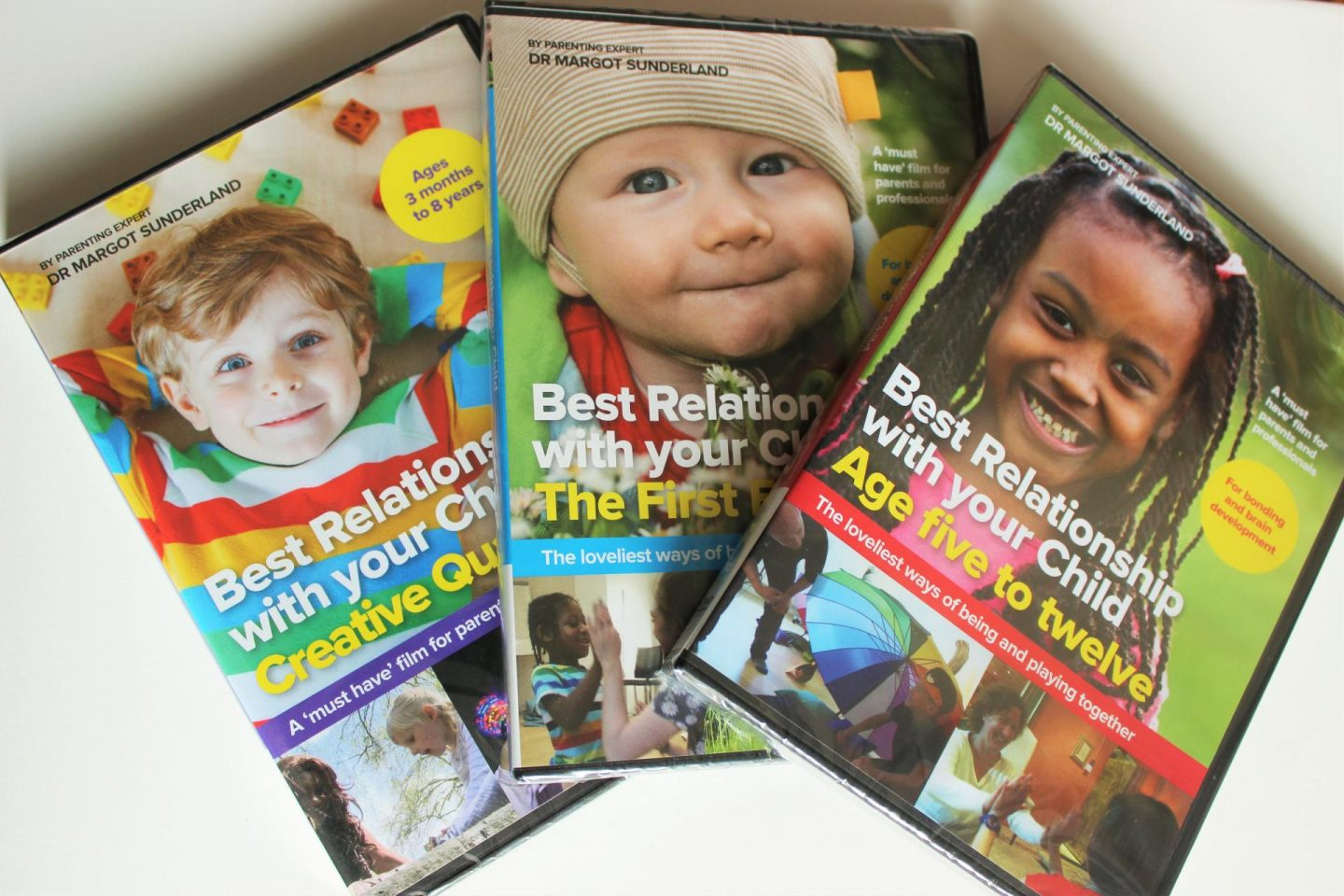 Review & Giveaway | Best Relationship with your Child DVDs