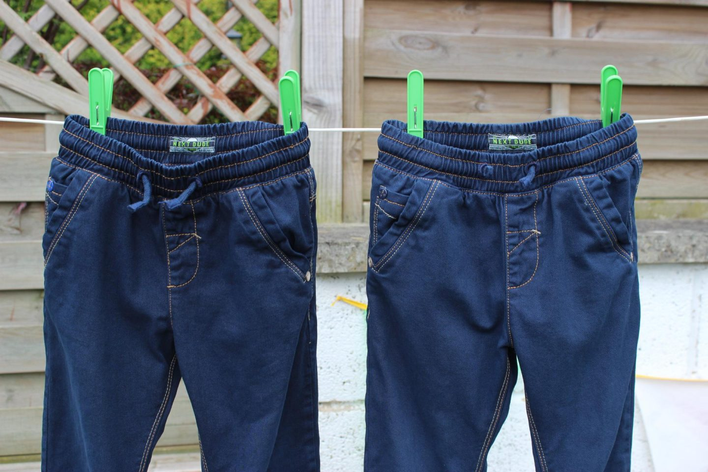 Refreshing Tired Denim with Dylon | Giveaway
