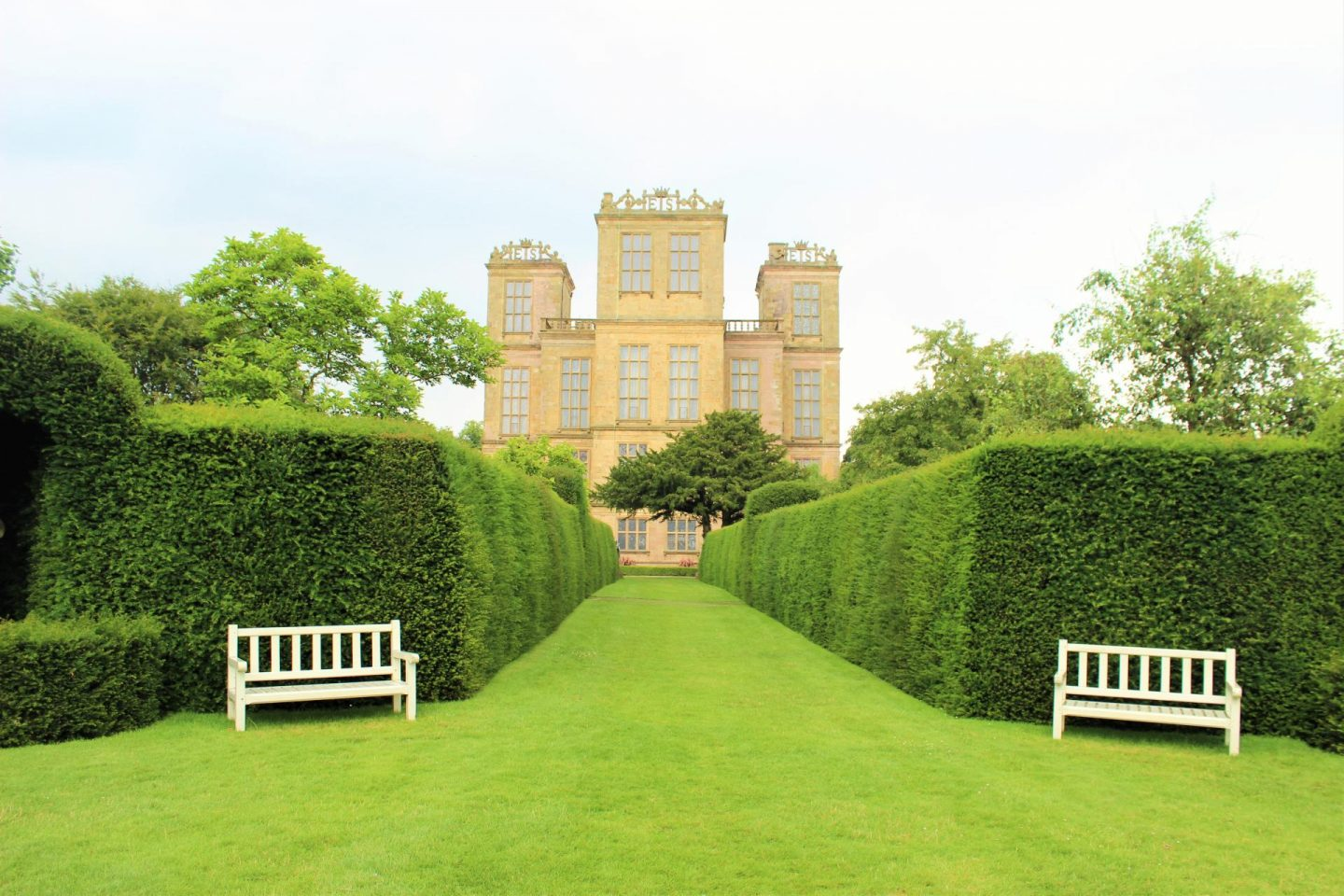 A Family Day Out at The Hardwick Estate
