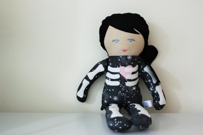 Handmade Rag Doll Giveaway | KTMcrafts