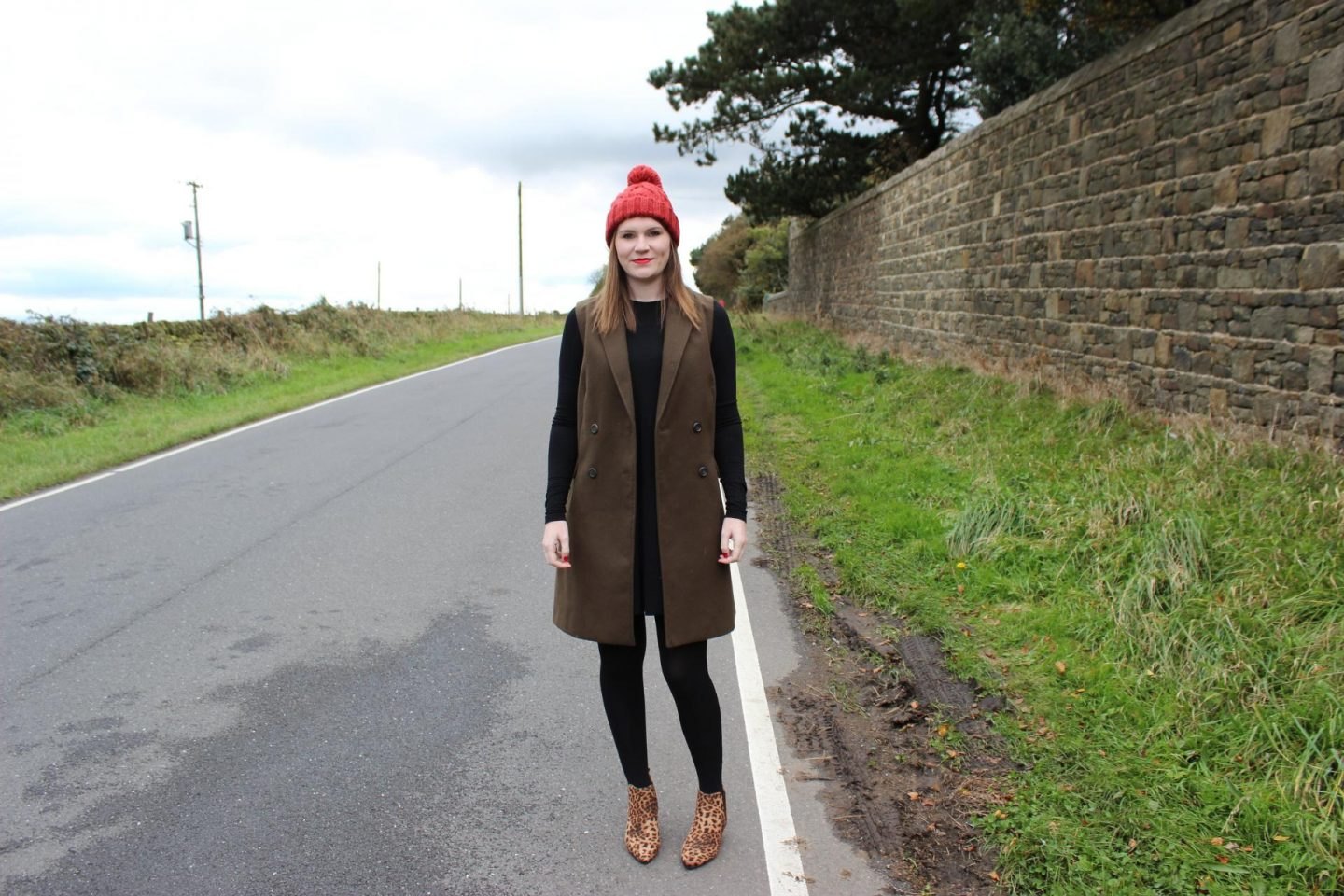 What I Wore | The Sleeveless Jacket