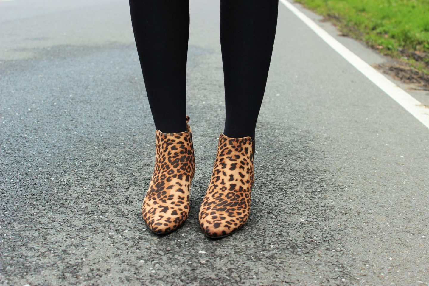 What I Wore | Leopard Print Love