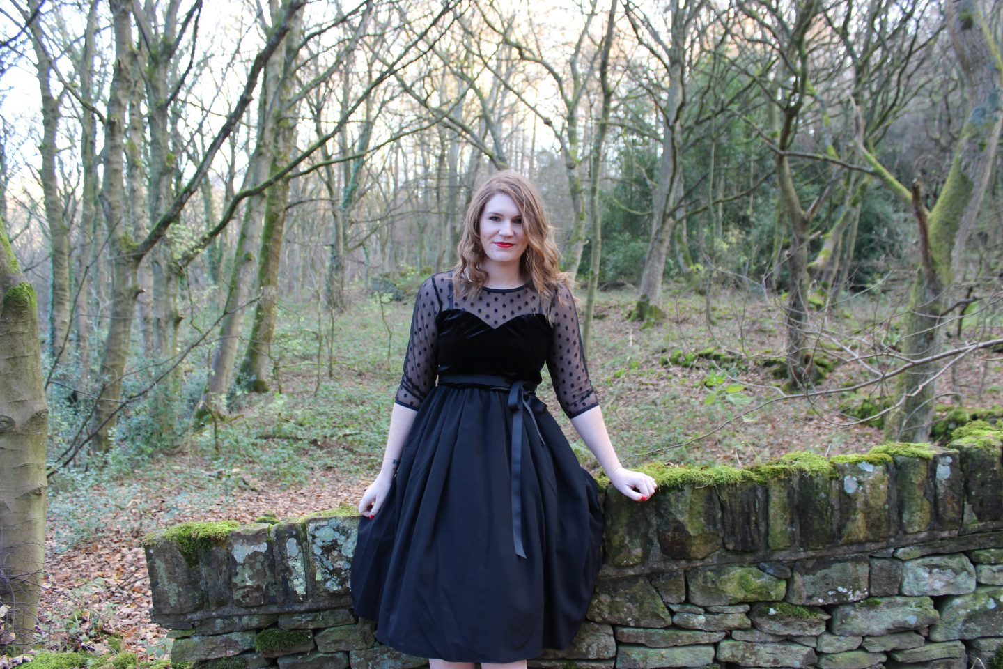 What I Wore | Christmas Party Dresses from JD Williams