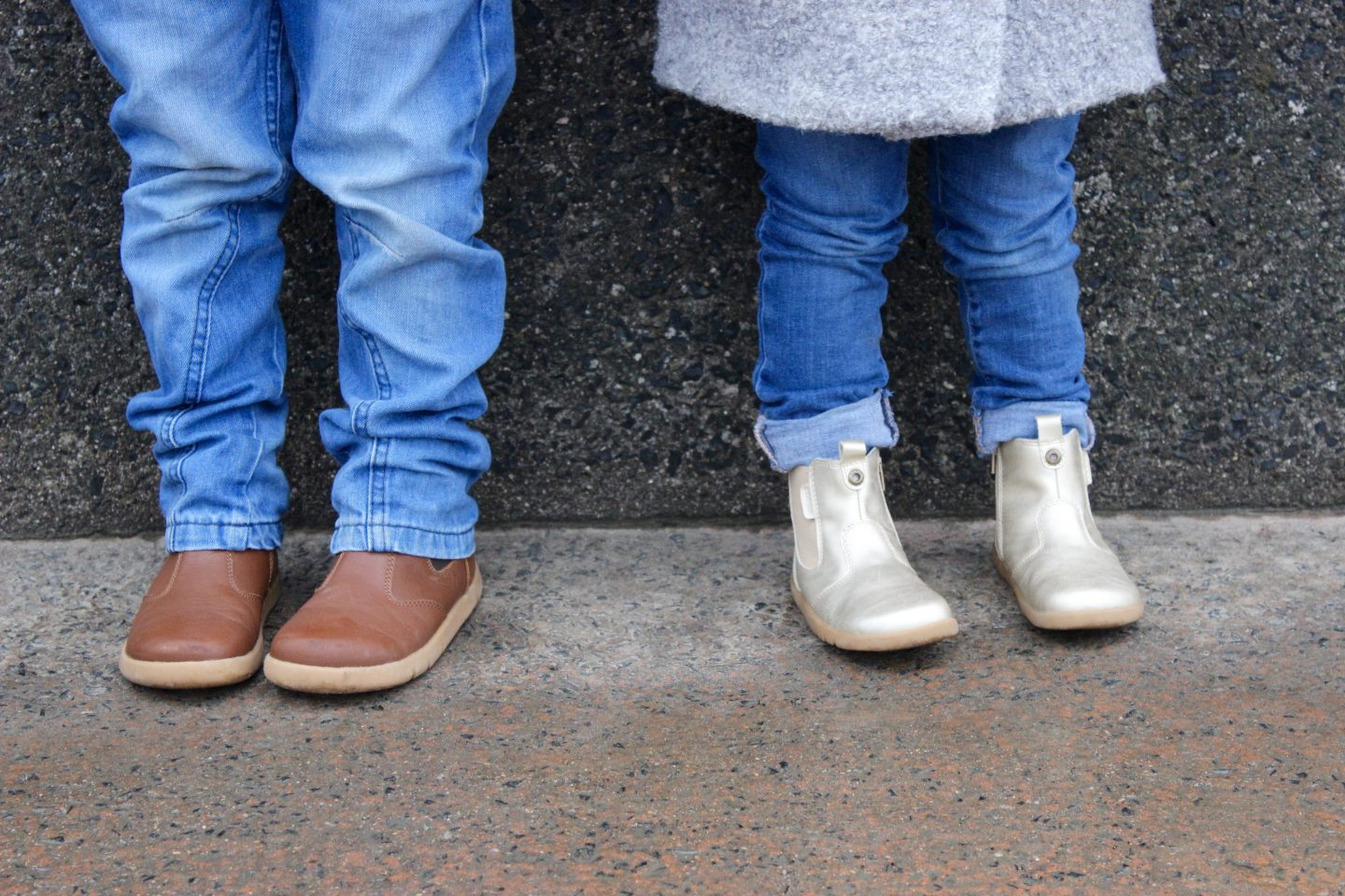 What the Kids Wore | Bobux Boots