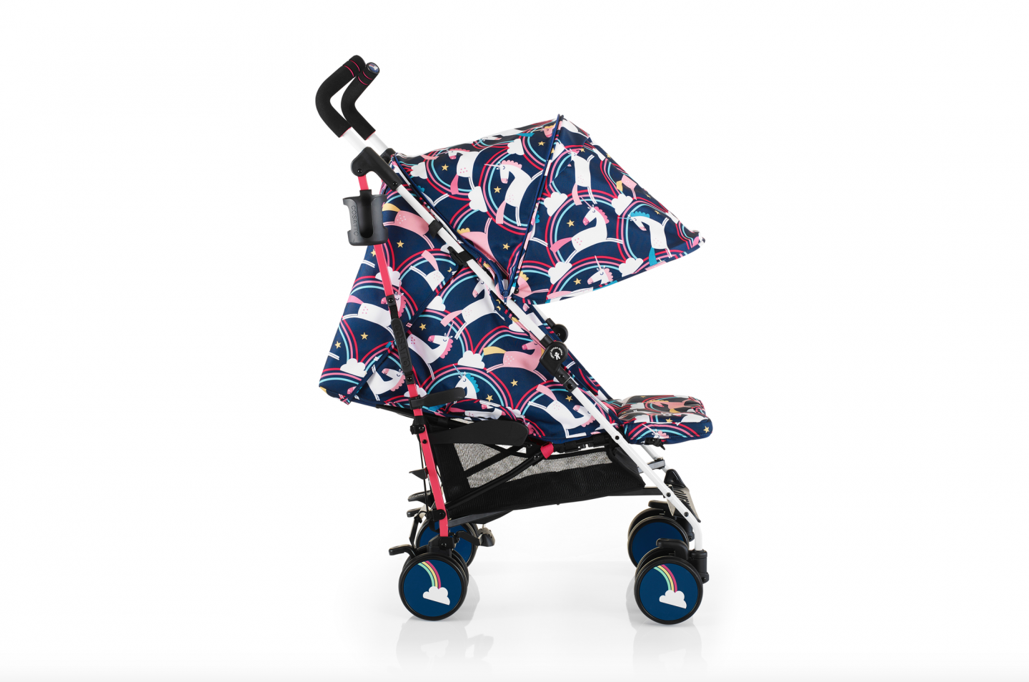 Win a Cosatto Supa Magic Unicorns Pushchair