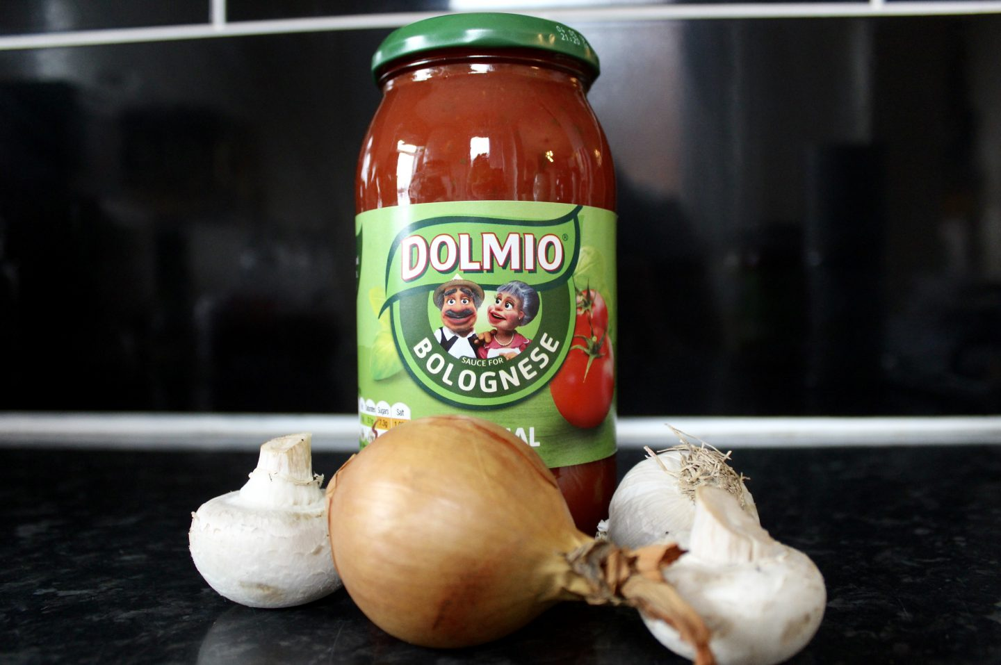 The Dolmio #ThankGoodness Challenge