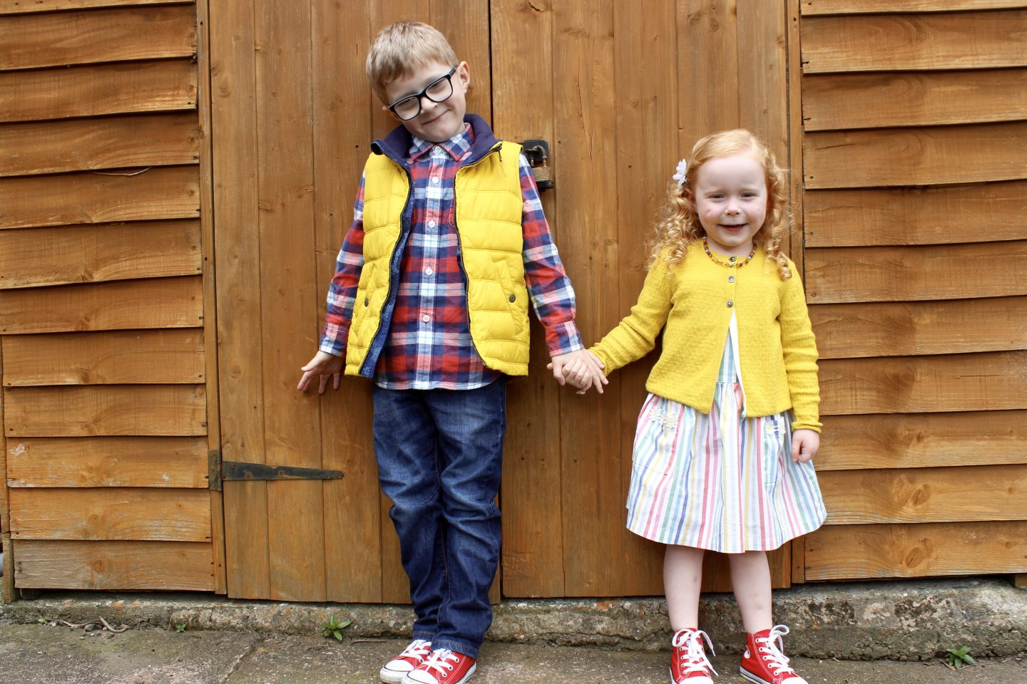 What the Kids Wore | Birthday Party Edition