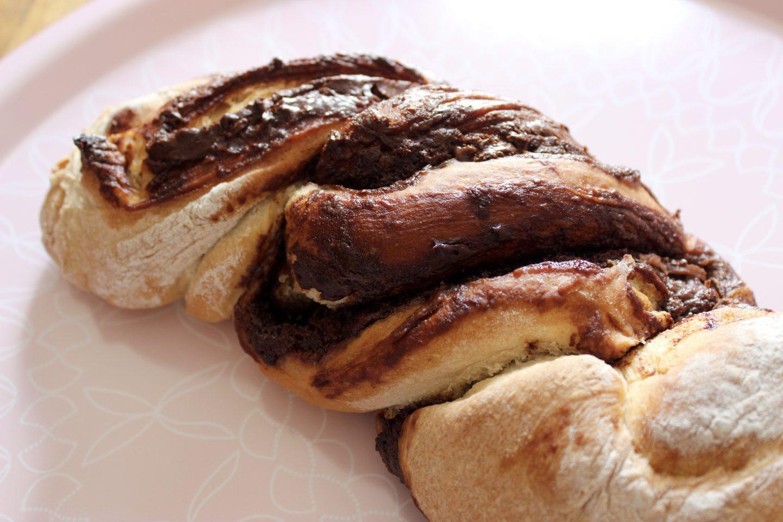 Nutella Twist Bread Recipe Emma Plus Three