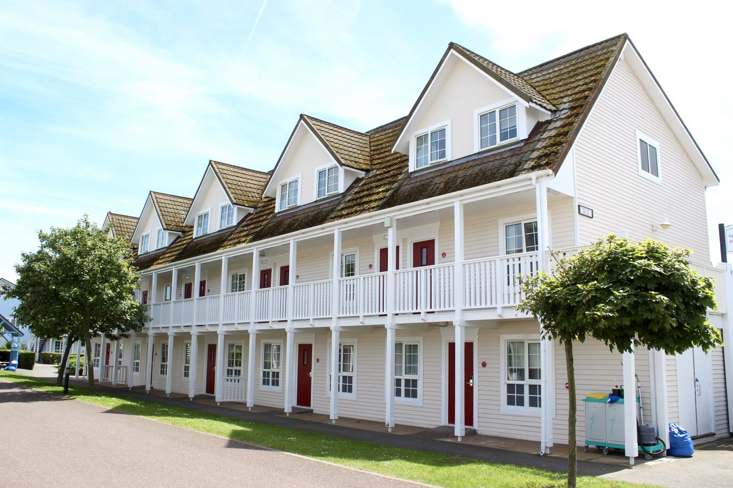 Our Butlins Skegness Holiday Fairground Apartment B