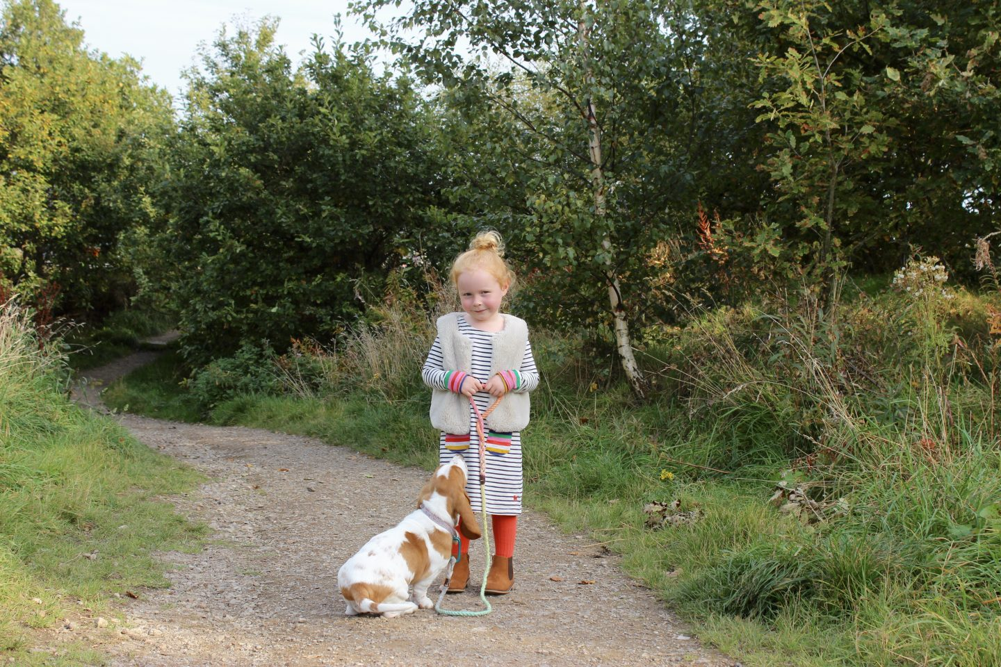 What Evie Wore | Mini Boden Autumn/Winter