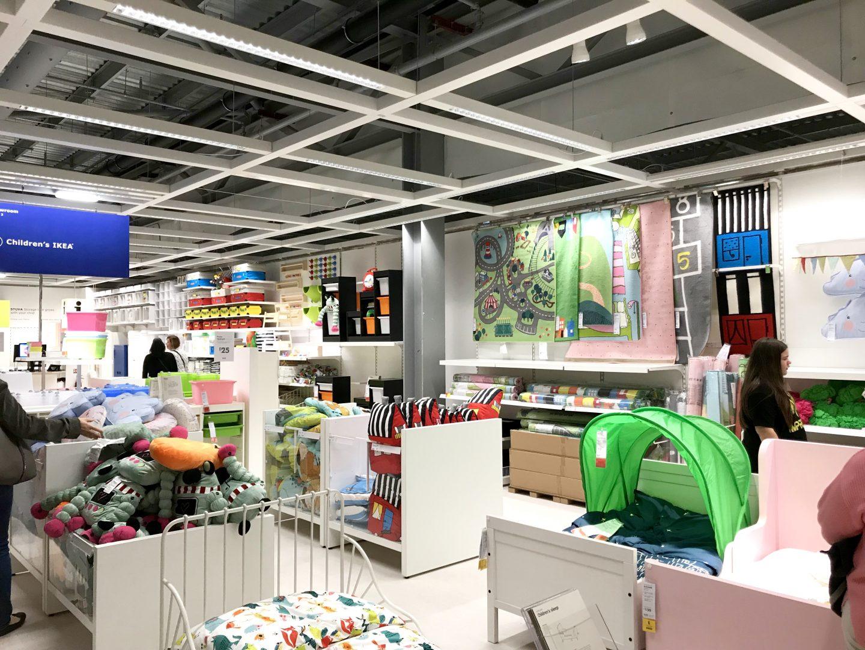 Emma Mattress Review >> A Look Around Sheffield's New IKEA - Emma Plus Three