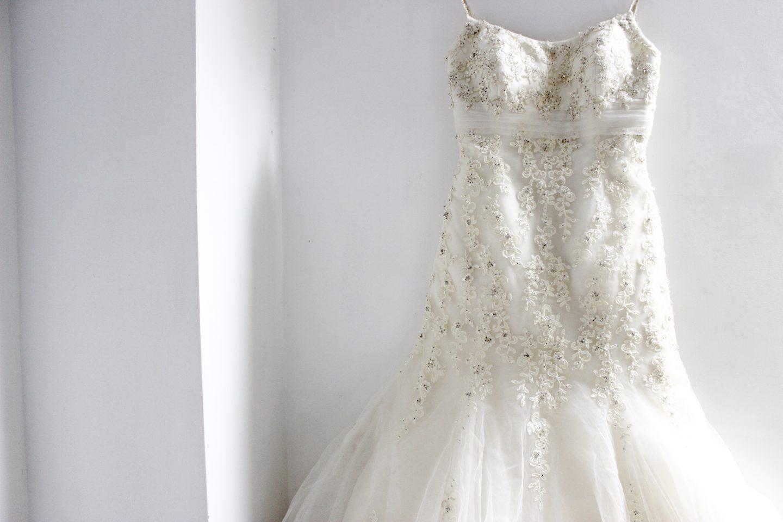 wedding dress test