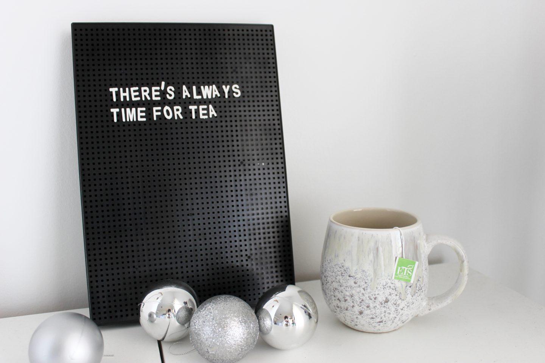 CHRISTMAS GIFTS FOR TEA LOVERS WITH ENGLISH TEA SHOP - Emma Plus Three