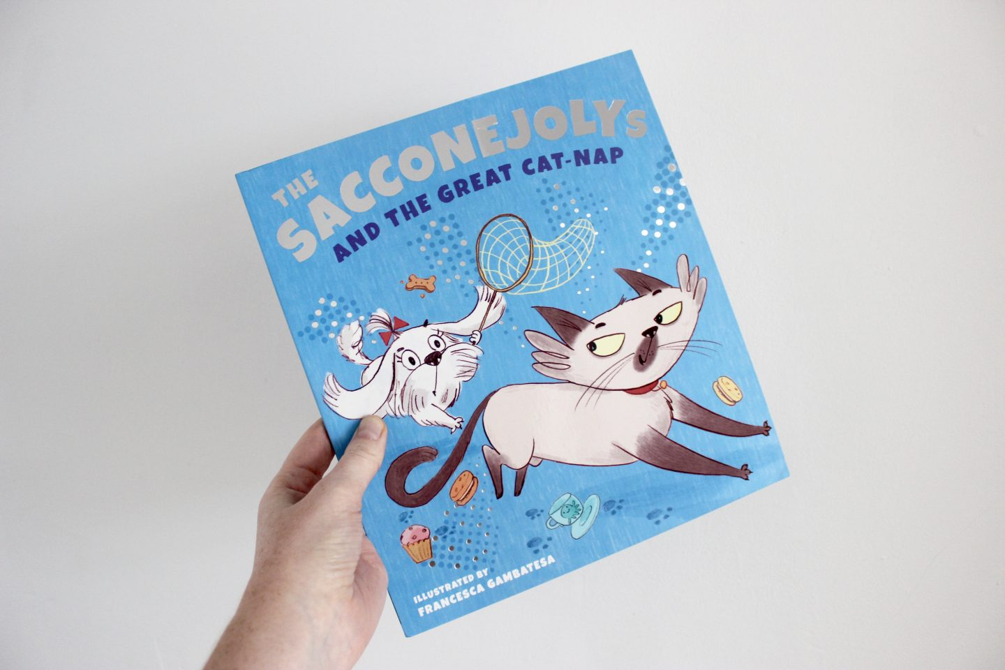 THE SACCONE JOLYS AND THE GREAT CAT-NAP REVIEW
