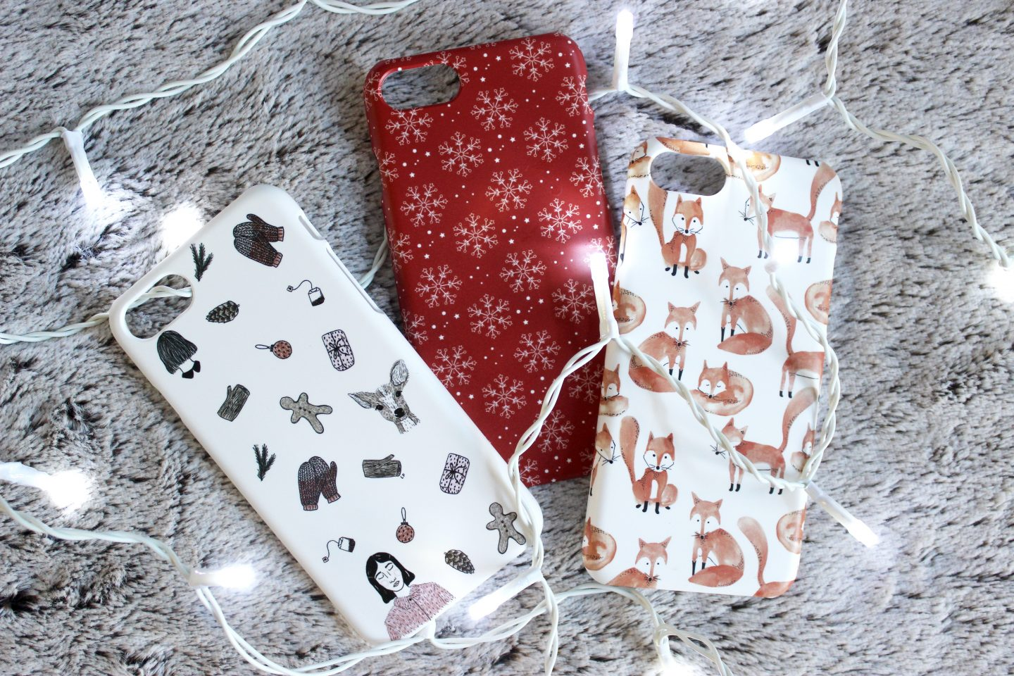 A FESTIVE CASEAPP HAUL AND GIVEAWAY