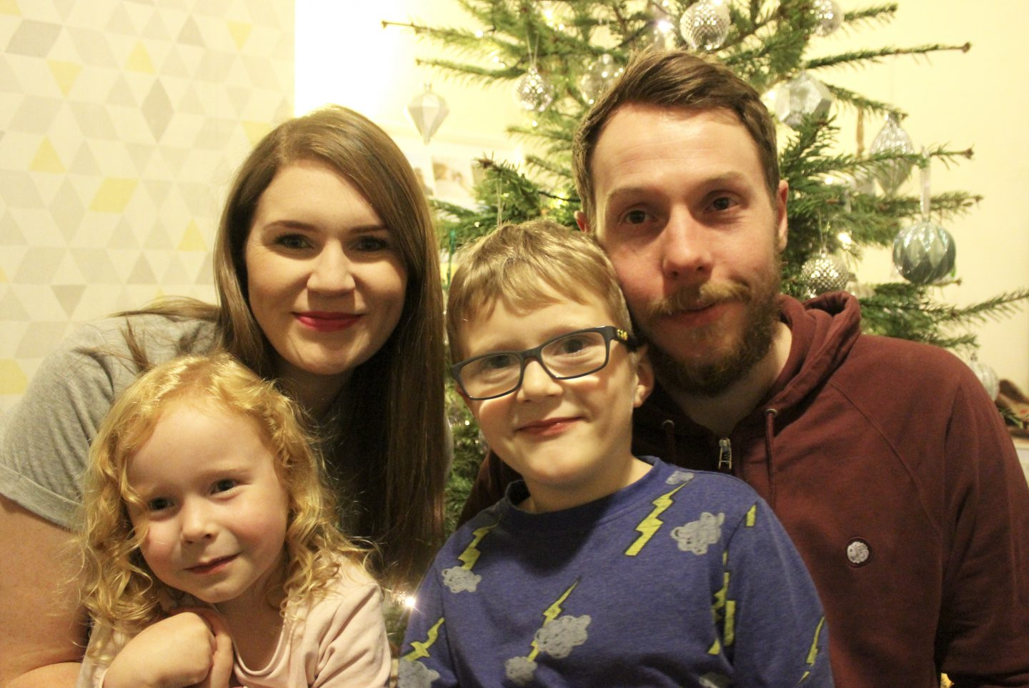THE ME AND MINE PROJECT | DECEMBER | A WHOLE YEAR OF FAMILY PHOTOS