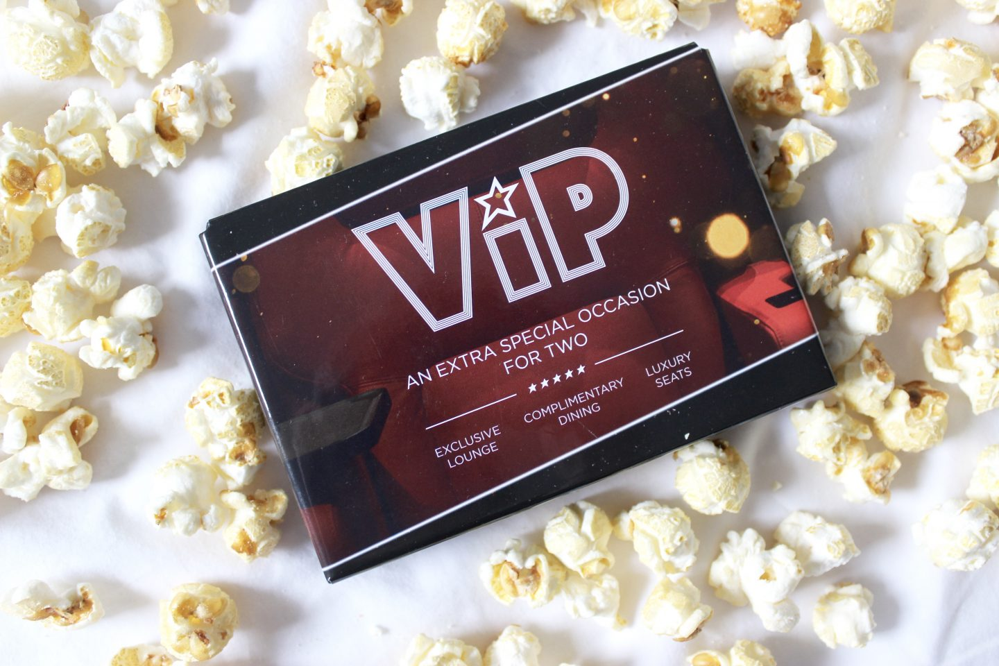 GIVE MUM THE VIP TREATMENT THIS MOTHER'S DAY WITH CINEWORLD VIP