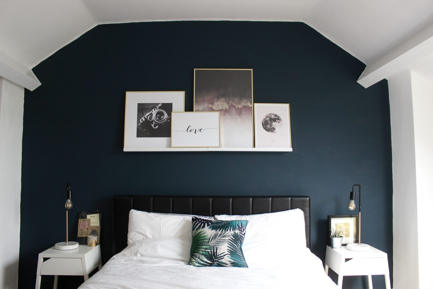 A BEDROOM MAKEOVER FEATURING DESENIO