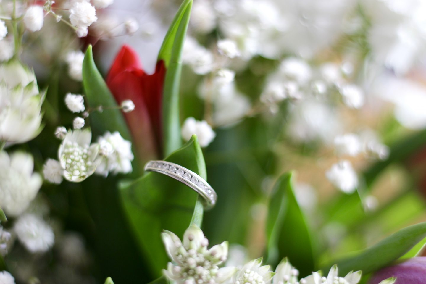 HOW TO CHOOSE YOUR PERFECT WEDDING RING