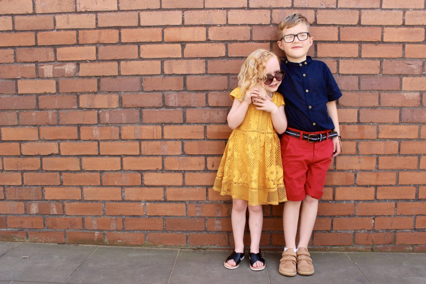 WHAT THE KIDS WORE | OLIVE + OSCAR