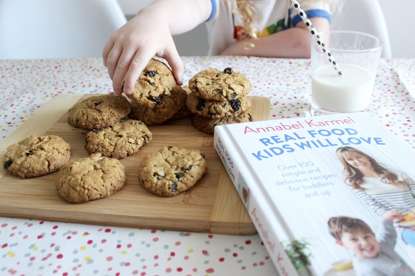 ANNABEL KARMEL | REAL FOOD KIDS WILL LOVE | GIVEAWAY