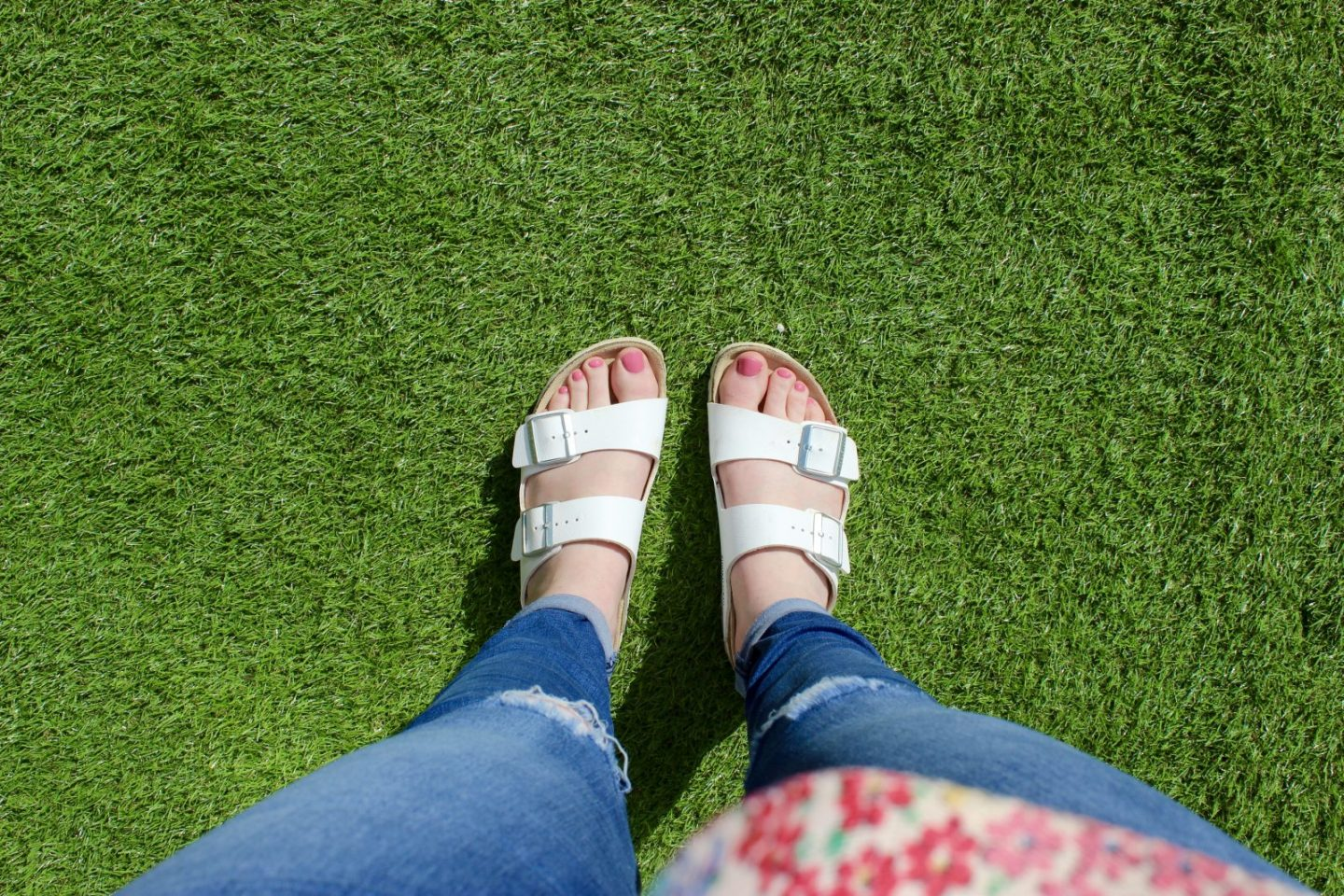 WHY WE CHOSE ARTIFICIAL GRASS FOR OUR GARDEN