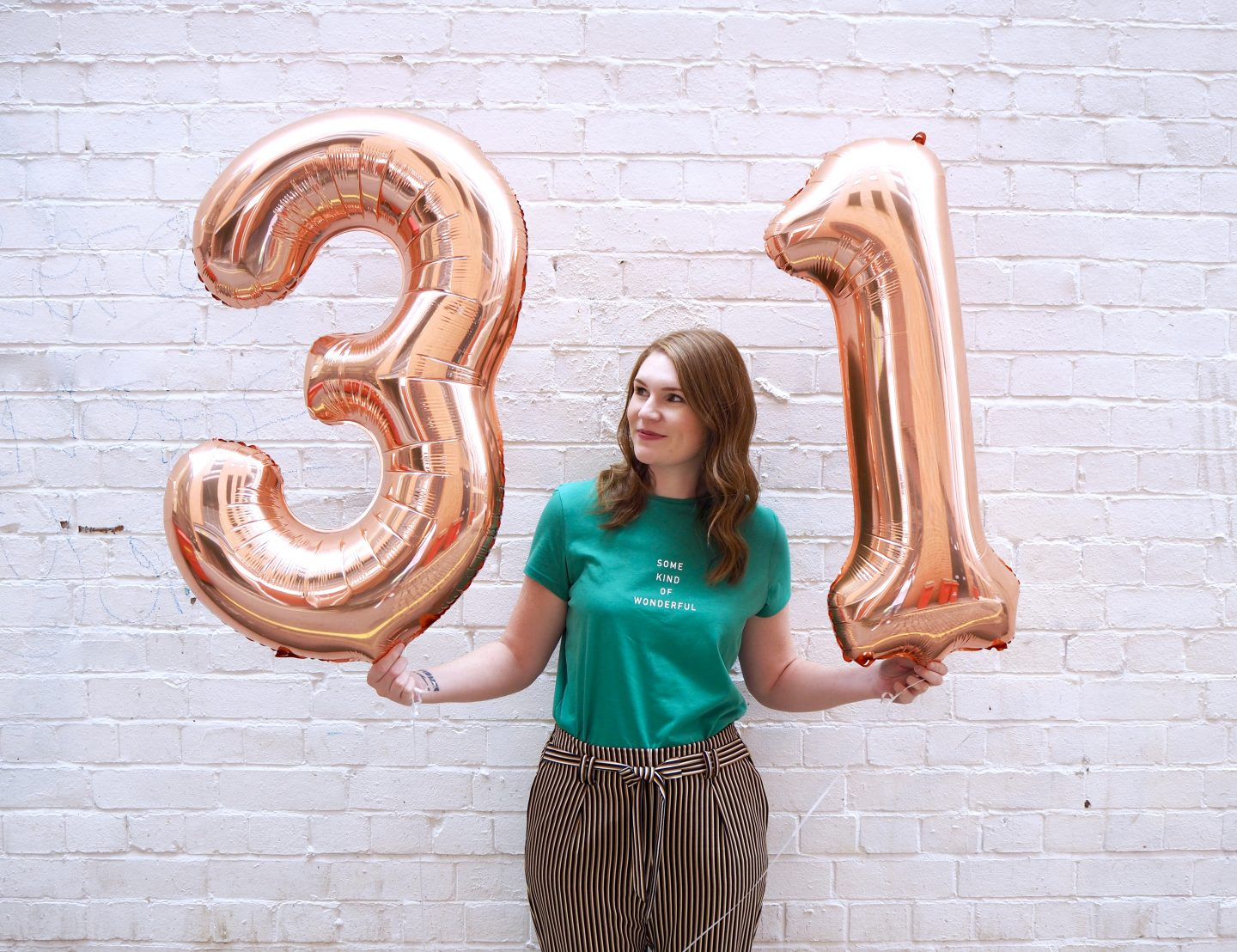 ON TURNING 31…