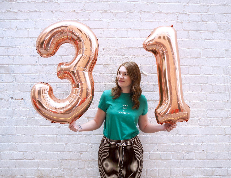 turning 31