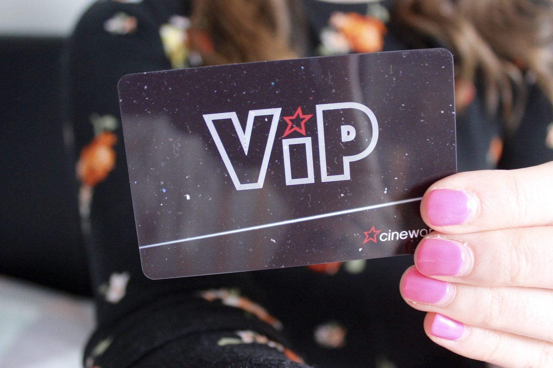 Cineworld VIP review