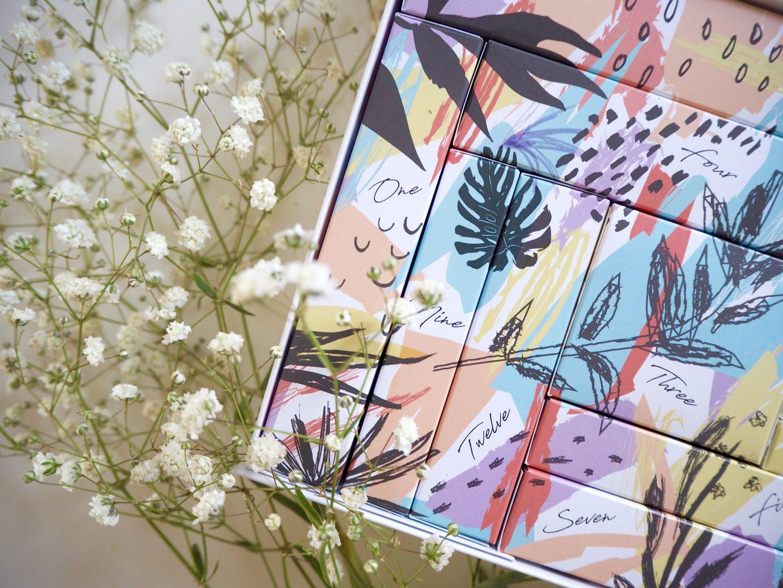 Green Regime beauty advent calendar