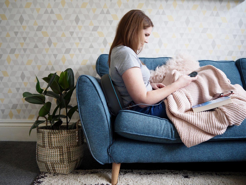HoMedics Gel Shiatsu Massage Pillow