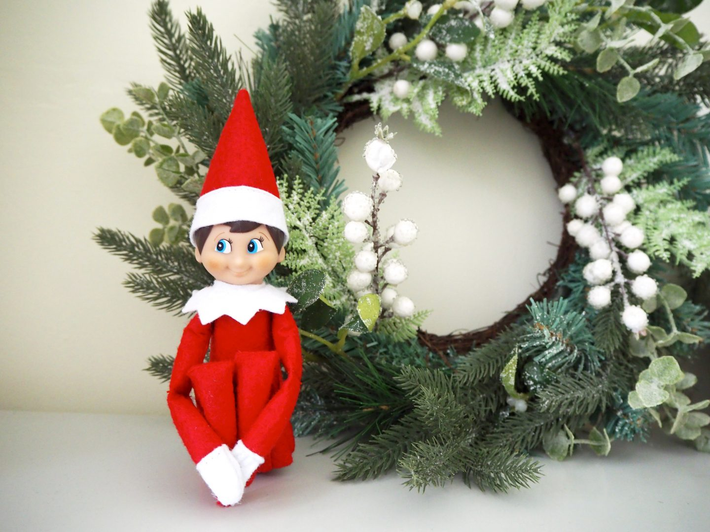 GIVING IN TO THE ELF ON THE SHELF HYPE AND OUR IDEAS