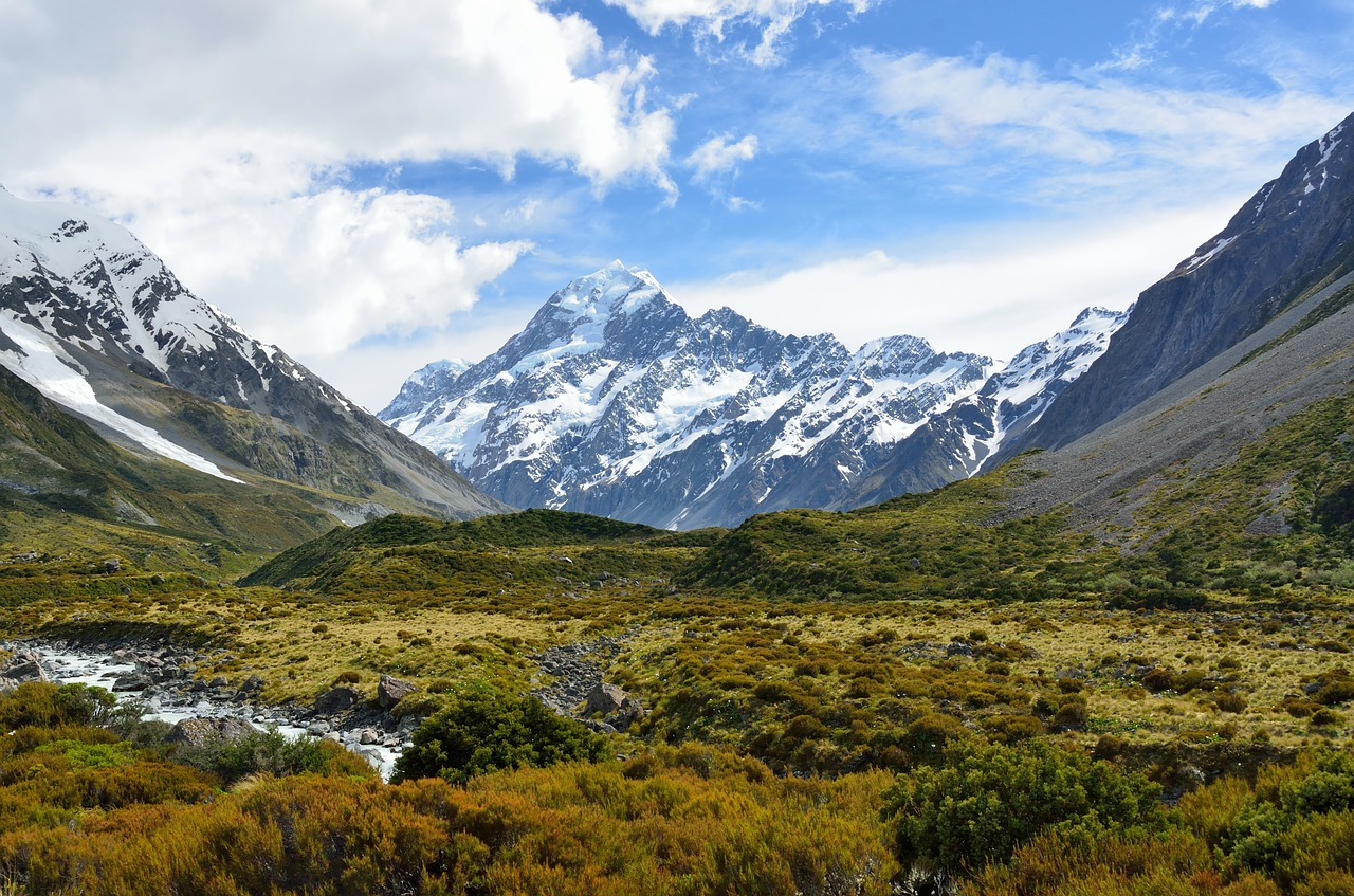 FOUR GREAT PLACES FOR FAMILIES TO VISIT IN NEW ZEALAND