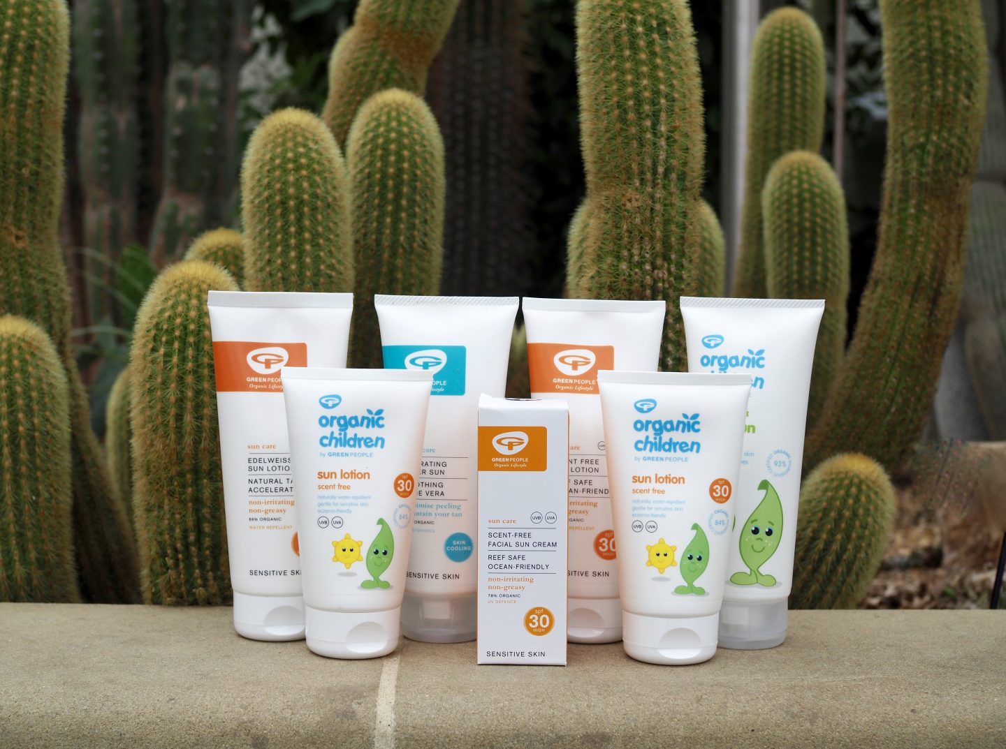 WIN A GREEN PEOPLE SUN CARE BUNDLE WORTH OVER £100